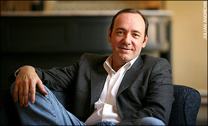 Why is there a picture of Kevin Spacey here?  Read on!